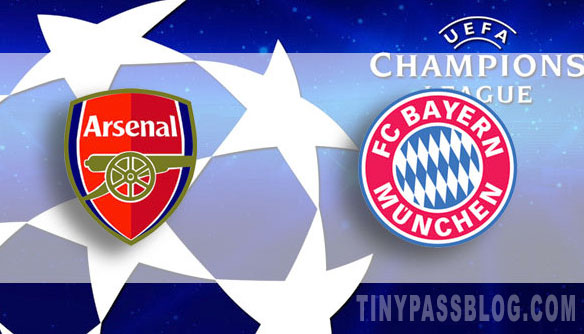 Ver Arsenal vs Bayern Munich EN VIVO